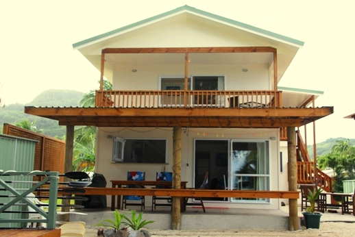 Vaiakura Beach Unit